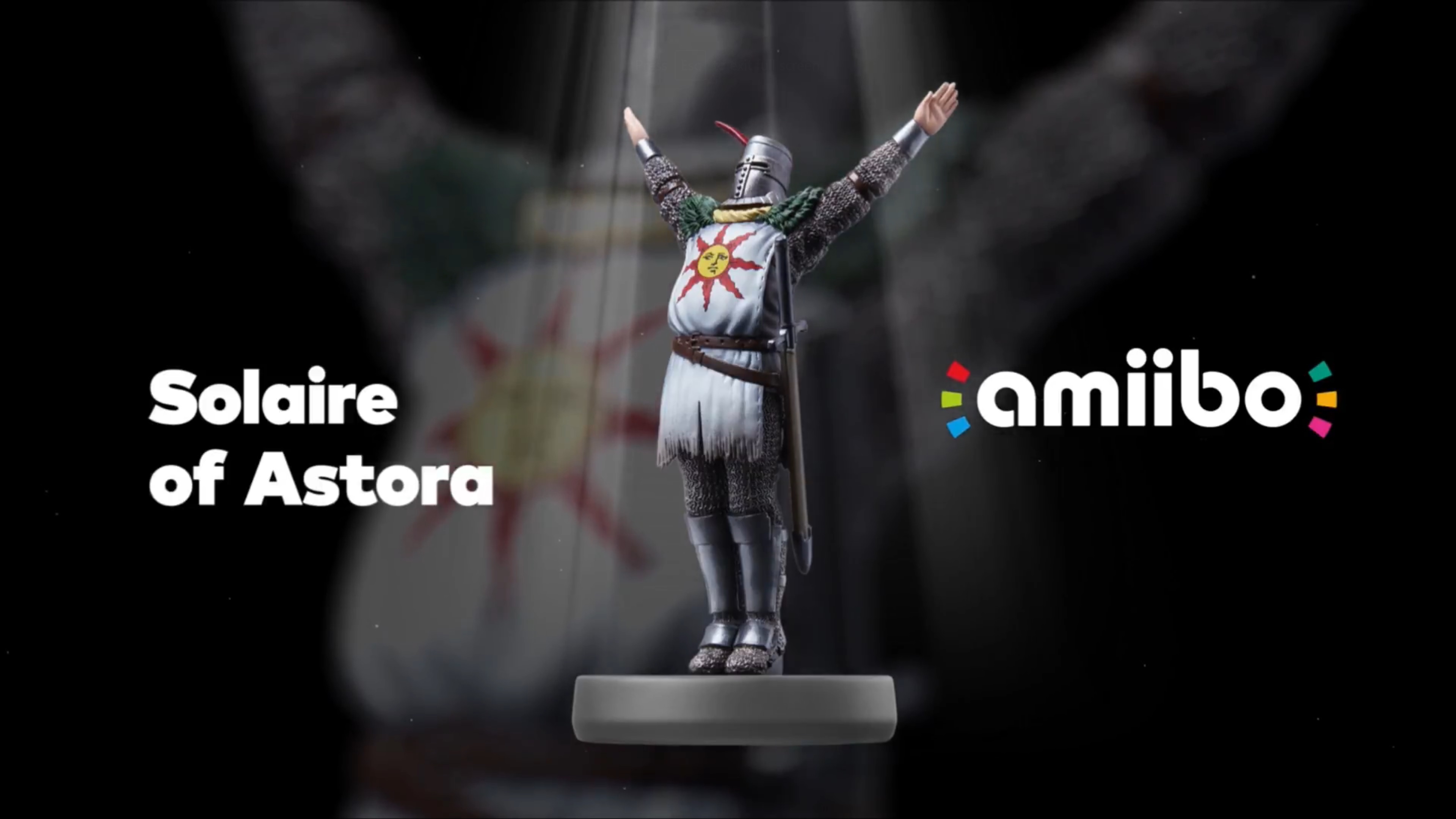 Dark Souls gets its own Amiibo