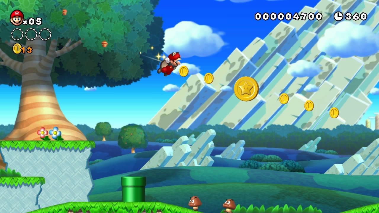 new super mario bros 2 game online   Gameswalls org