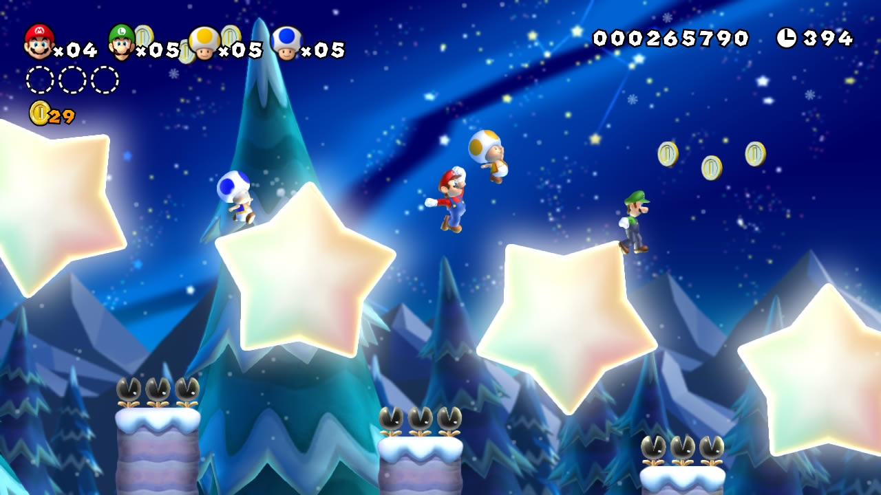 New Super Mario Bros U screenshots - NintendoToday