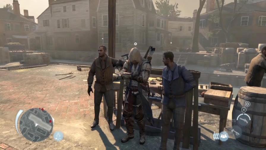 New Assassin S Creed 3 Screenshots Nintendotoday