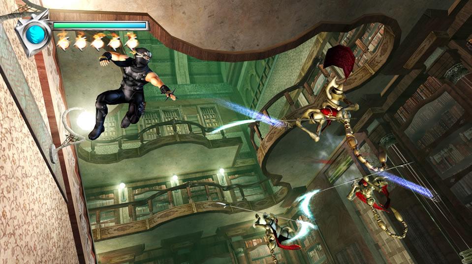 Ninja Gaiden 3 Razors Edge Wii U Screenshot 3 Nintendotoday