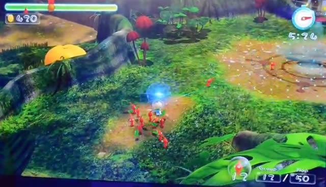 Miyamoto Says Pikmin 3 Is A Deeper Experience Than Previous Games Nintendotoday