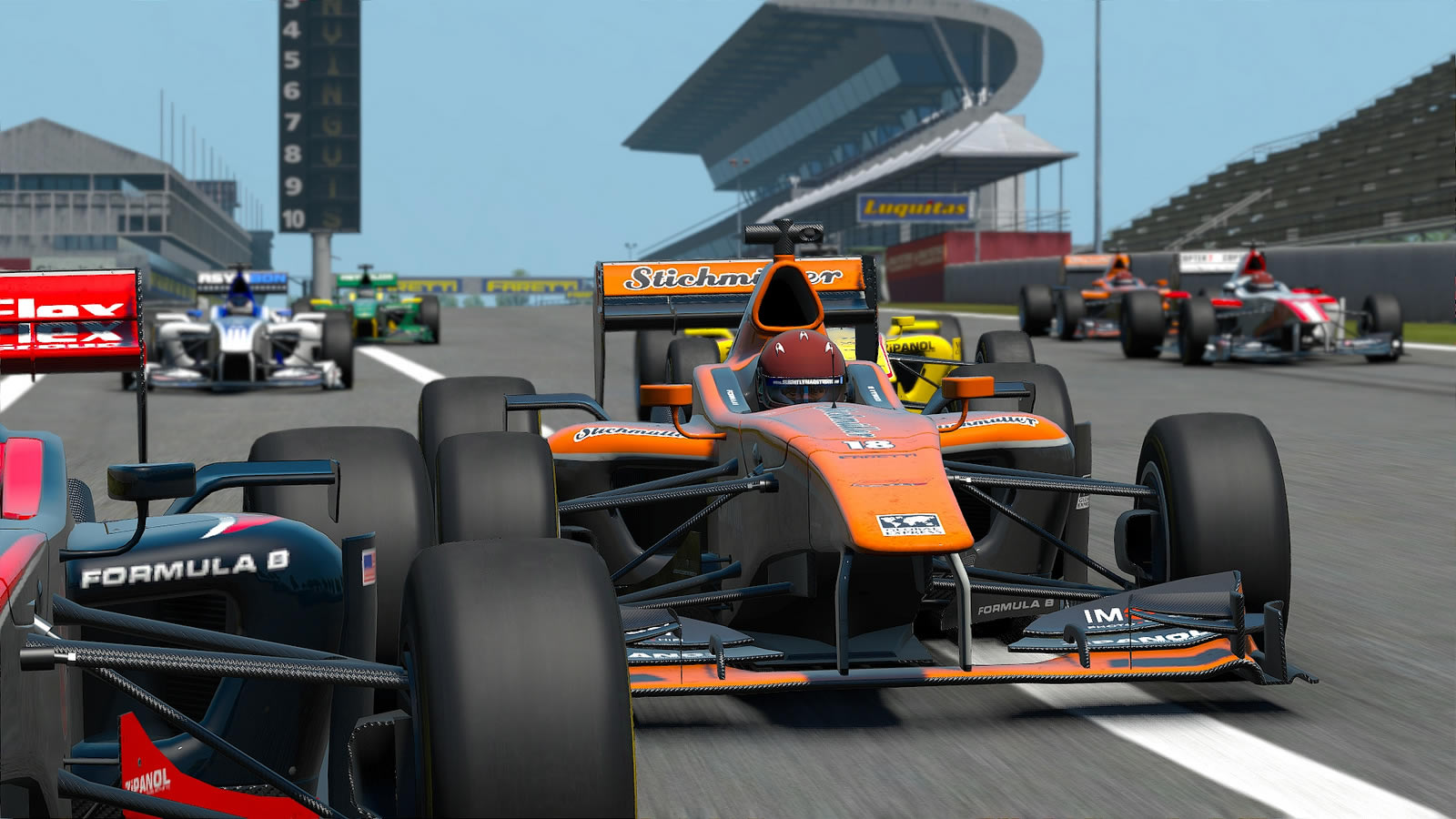 Slightly Mad Studios Says Project CARS Wont Be 1080p On Wii U