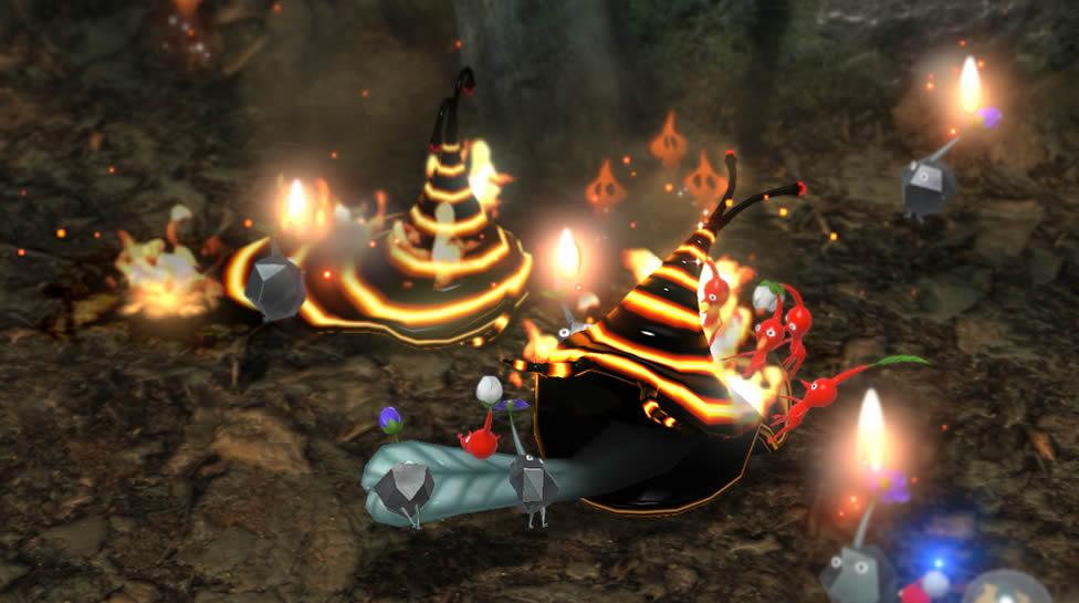 New High Res Pikmin 3 Screenshots Nintendotoday