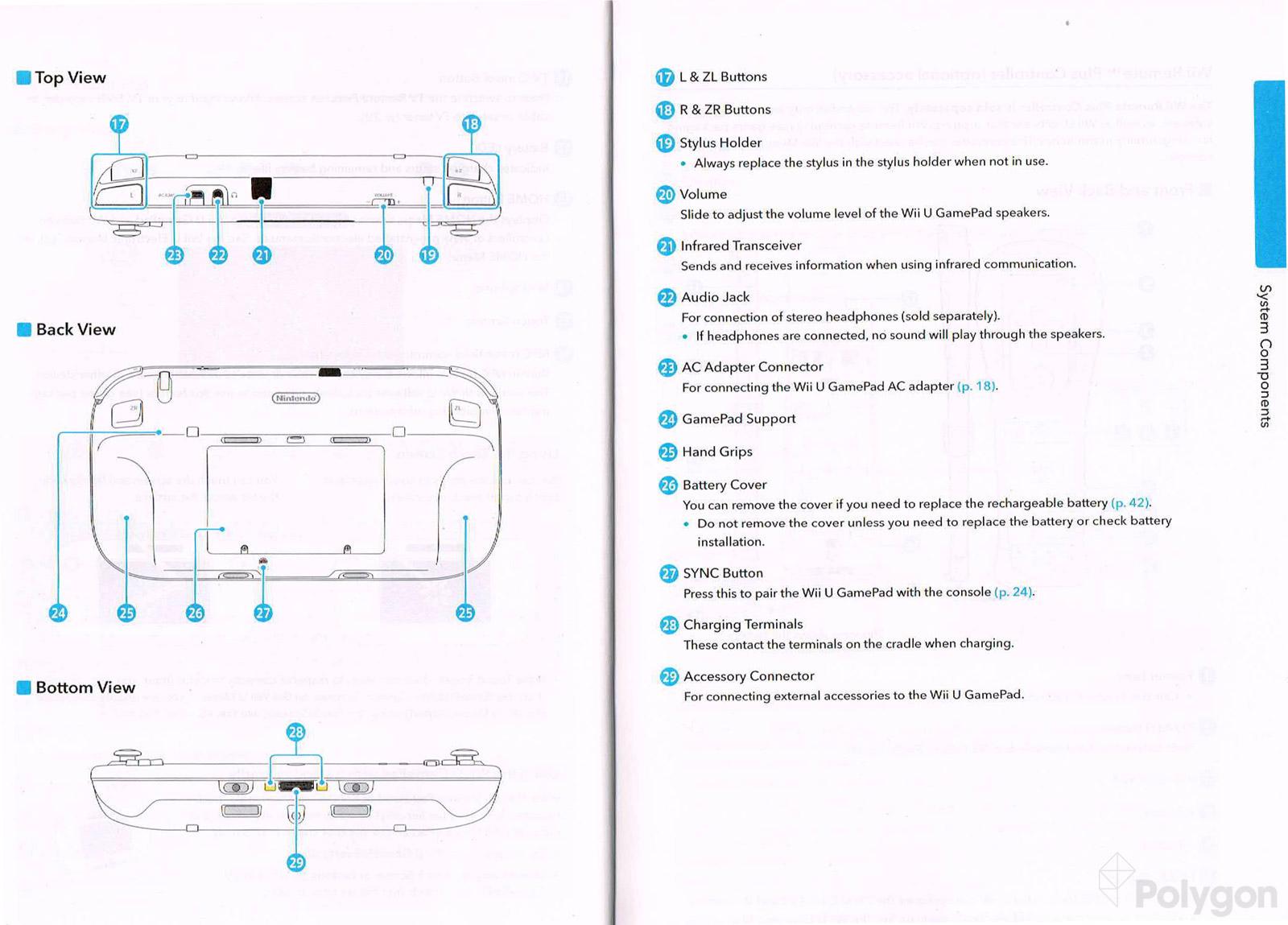 wii u instruction manual photos nintendotoday rh nintendotoday com wii user manual troubleshooting wii user manual troubleshooting