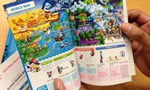 New super mario bros u nintendotoday new super mario bros u world map leaked gumiabroncs Gallery