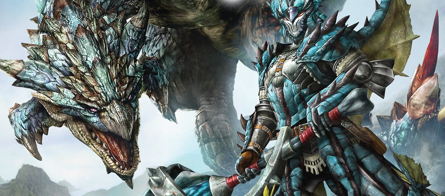Monster Hunter 3 Ultimate Will Not Have Off Screen Play
