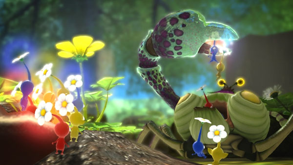 Here S The Launch Video For Pikmin 3 Nintendotoday