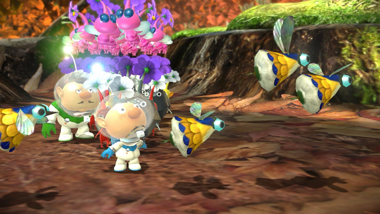 Iwata Admits The Wonderful 101 Pikmin 3 Didn T Sell As Well As