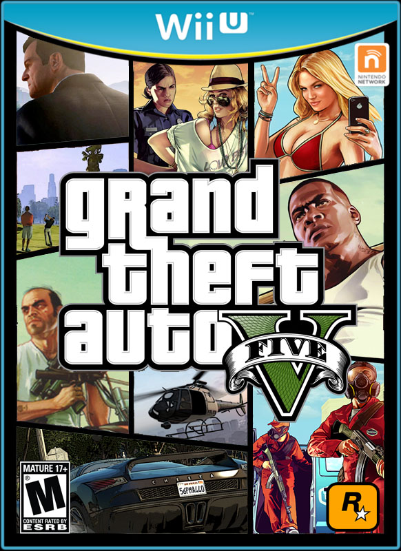 GTA 5 for Wii U: would you buy it? [POLL] - NintendoToday