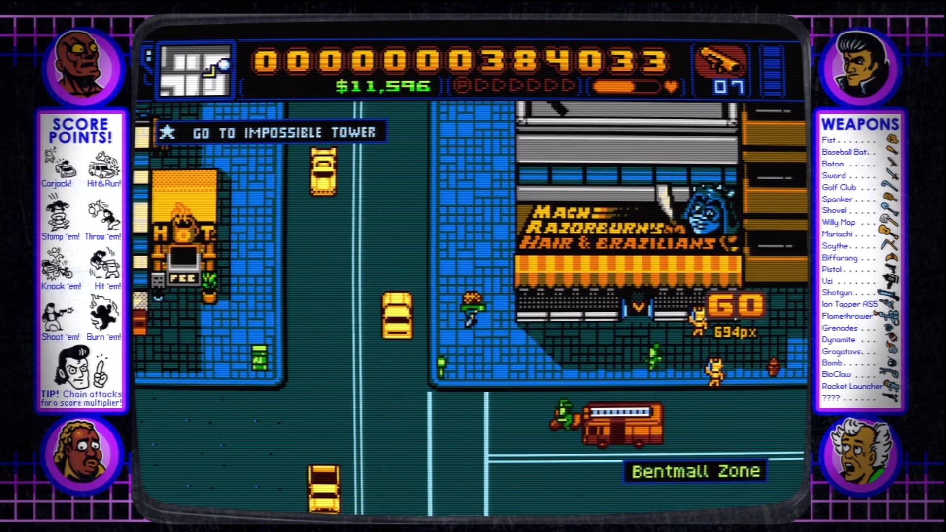 Retro City Rampage Developer Explains Why There Will Be No Wii U