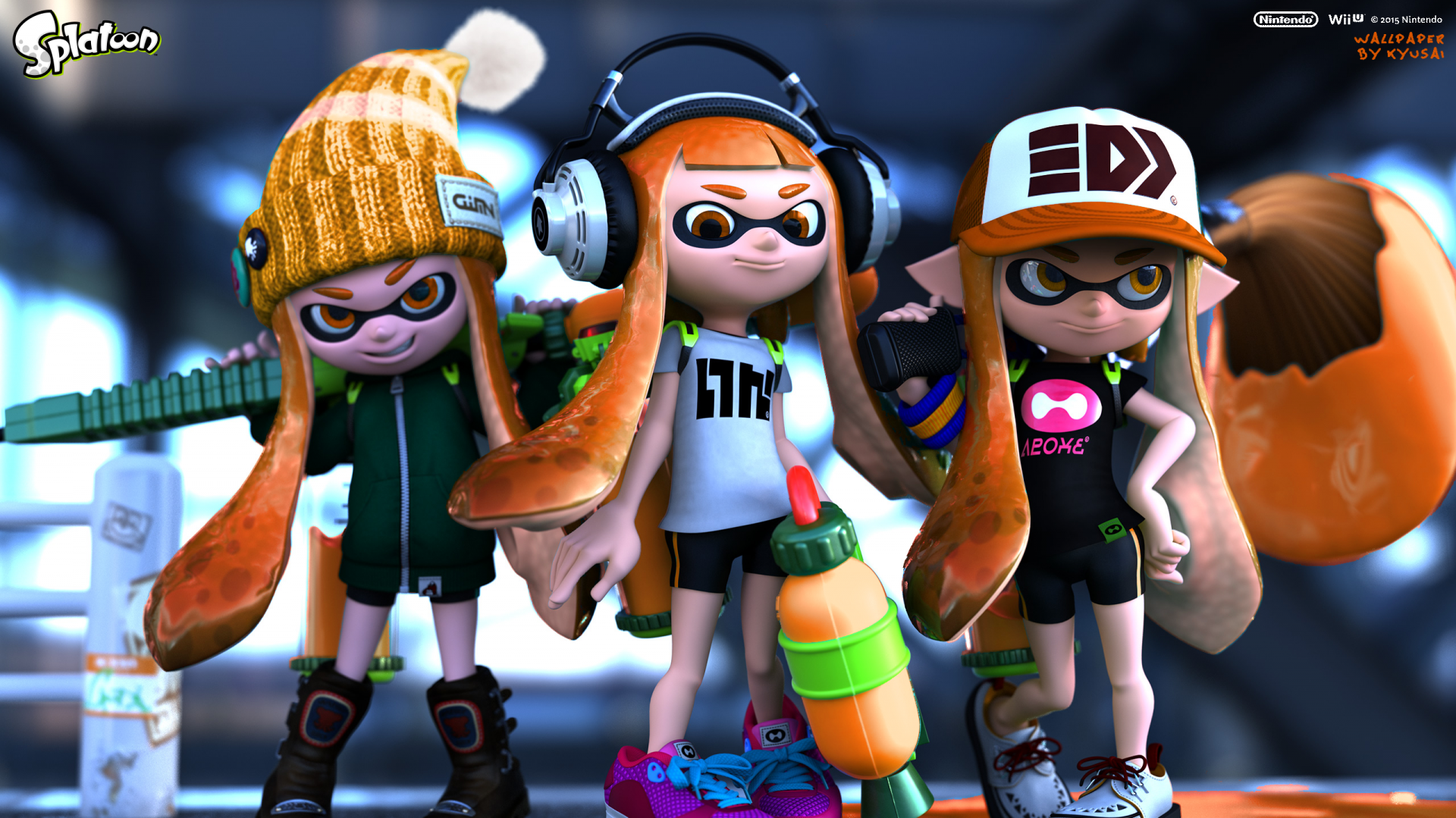 Japan Loves Playing As The Inkling Girl In Splatoon