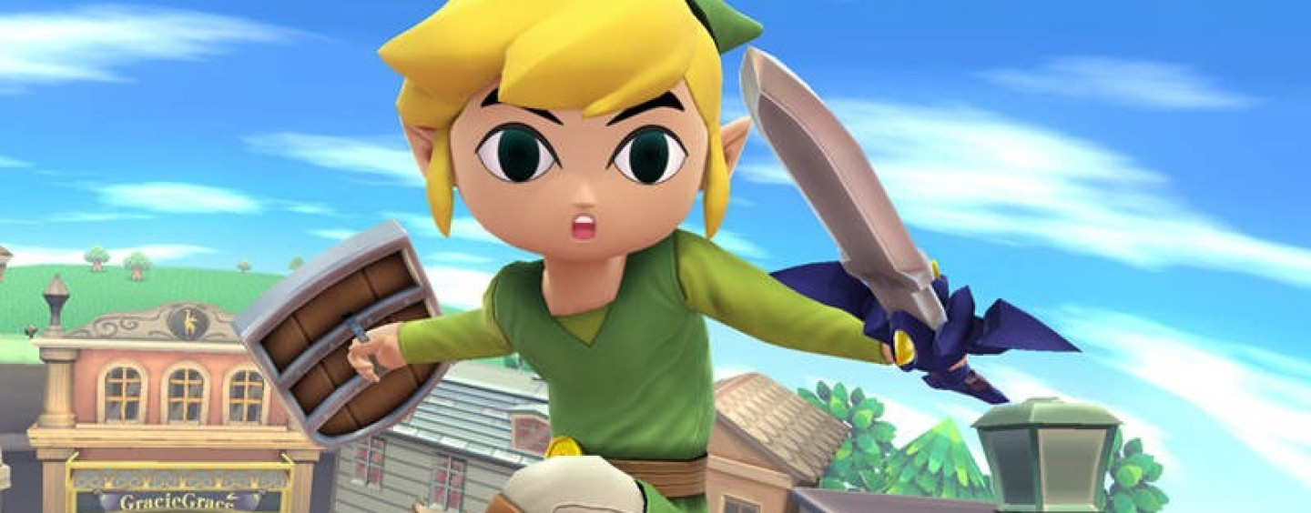 More Info About Toon Link In Hyrule Warriors Legends Nintendotoday