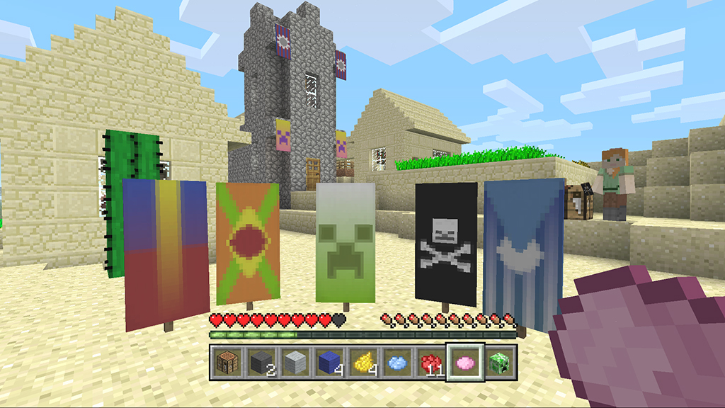 Minecraft Wii U Getting Free Update Tomorrow With New Content