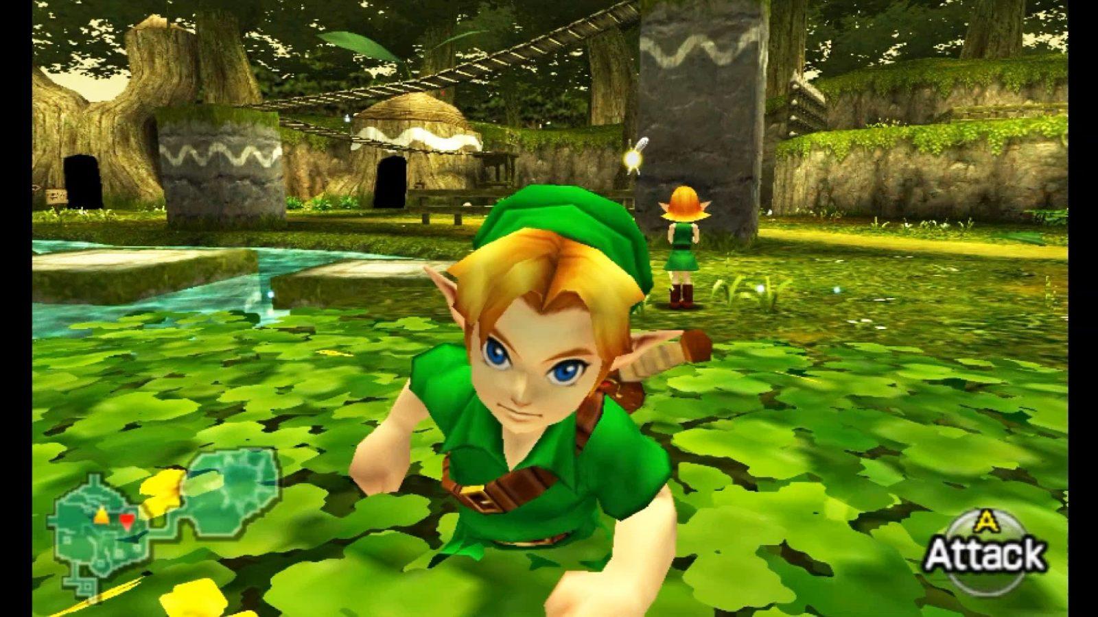 Free Download Game Walkthrough Legend Of Zelda Ocarina Of Time 3ds