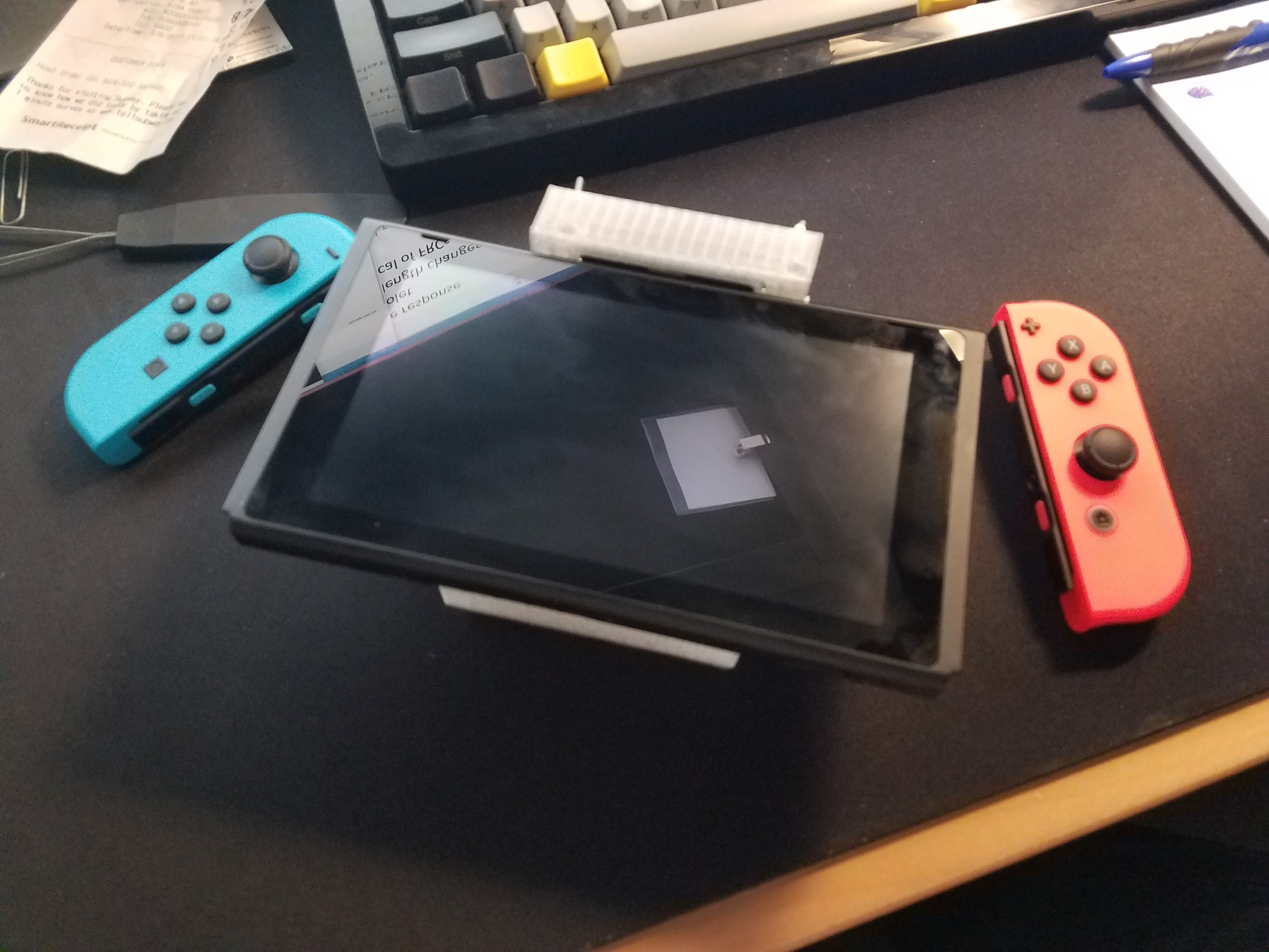 people are 3d printing their own nintendo switch docks nintendotoday