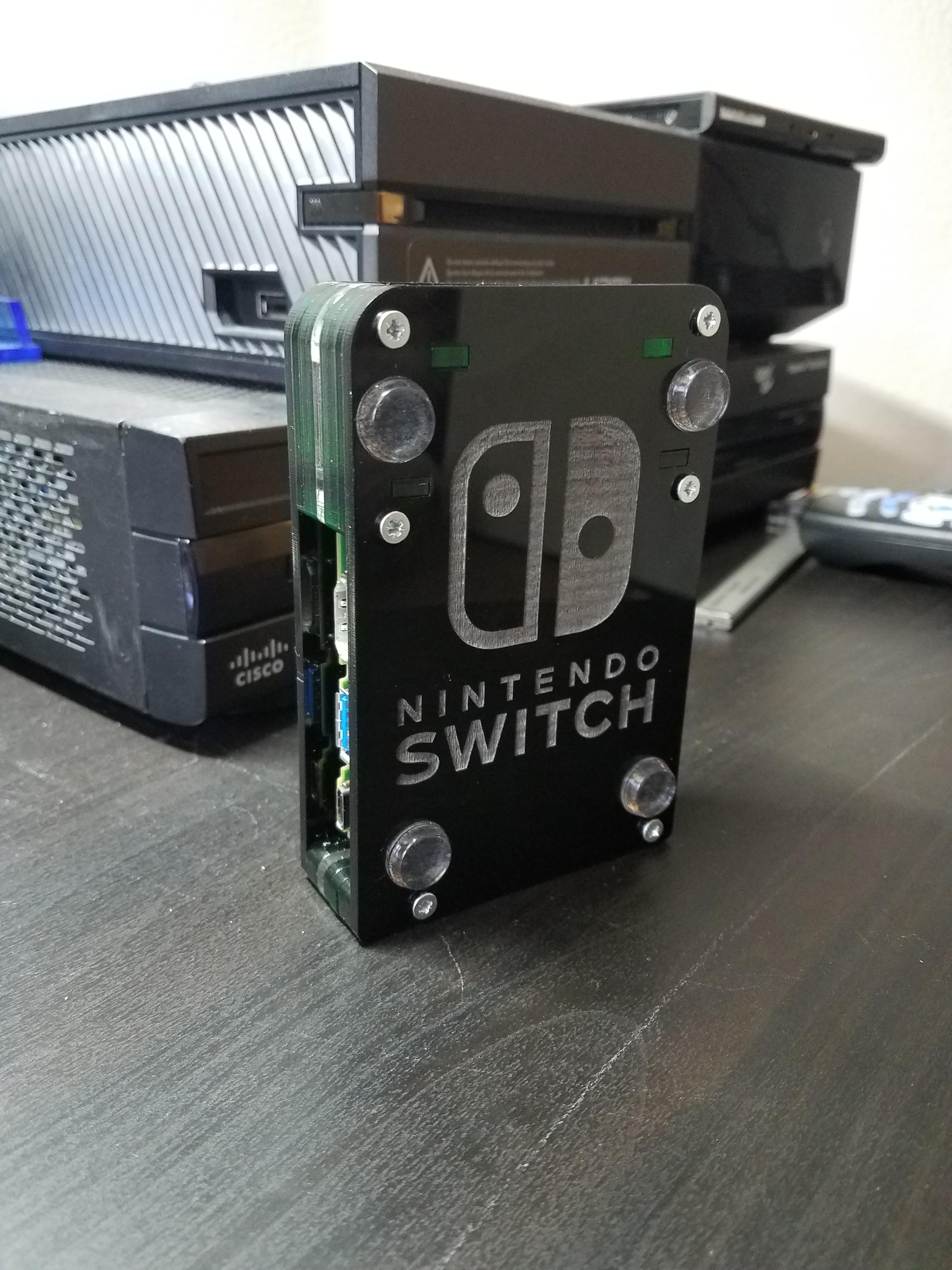 nintendo switch jeux pirate