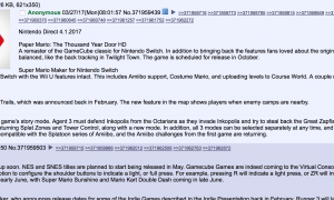 Is this Nintendo Direct rumor from 4chan real or fake