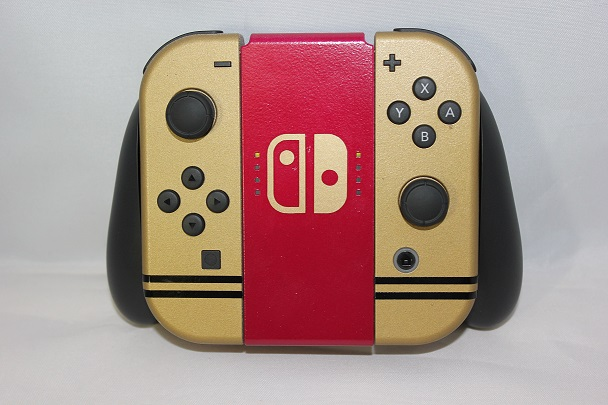Custom Famicom Joy Con Paint Job Looks Amazing Nintendotoday