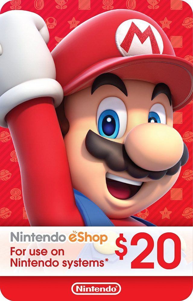 nintendo store gift card nintendo switches up the artwork on nintendo eshop cards 669