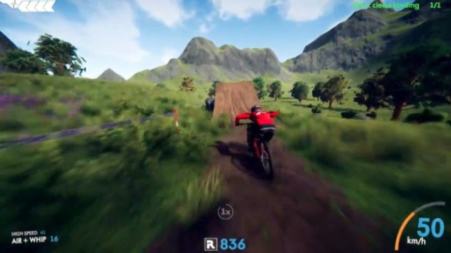 "Bike racing game ""Descenders"" coming to Switch - NintendoToday"