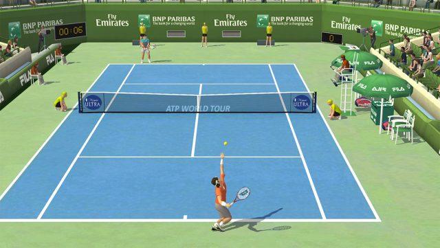 nintendo switch tennis games